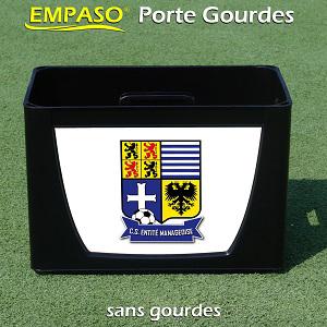 EMPASO Porte Gourdes - Gourdes Football - Commander